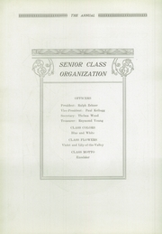 Page 16, 1922 Edition, Ashland High School - Guide Yearbook (Ashland, OH) online yearbook collection