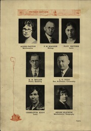 Page 16, 1926 Edition, Ashland High School - Guide Yearbook (Ashland, OH) online yearbook collection