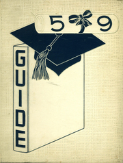 Page 1, 1959 Edition, Ashland High School - Guide Yearbook (Ashland, OH) online yearbook collection