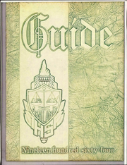 Page 1, 1964 Edition, Ashland High School - Guide Yearbook (Ashland, OH) online yearbook collection