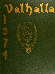 1974 Edition, Northland High School - Valhalla Yearbook (Columbus, OH)