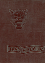 Page 1, 1947 Edition, Bowling Green High School - Hi Echo Yearbook (Bowling Green, OH) online yearbook collection