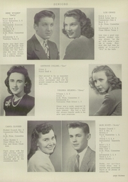 Page 17, 1947 Edition, Bowling Green High School - Hi Echo Yearbook (Bowling Green, OH) online yearbook collection