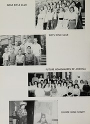 Page 14, 1958 Edition, Bowling Green High School - Hi Echo Yearbook (Bowling Green, OH) online yearbook collection