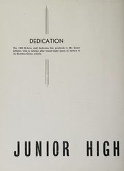 Page 8, 1958 Edition, Bowling Green High School - Hi Echo Yearbook (Bowling Green, OH) online yearbook collection