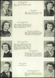 Page 14, 1951 Edition, Sycamore High School - Log Yearbook (Cincinnati, OH) online yearbook collection