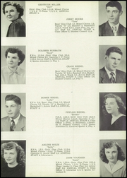 Page 15, 1951 Edition, Sycamore High School - Log Yearbook (Cincinnati, OH) online yearbook collection