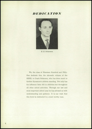 Page 6, 1951 Edition, Sycamore High School - Log Yearbook (Cincinnati, OH) online yearbook collection