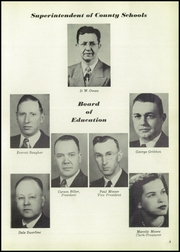 Page 7, 1951 Edition, Sycamore High School - Log Yearbook (Cincinnati, OH) online yearbook collection