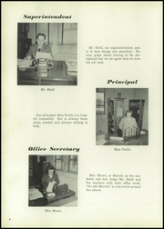 Page 8, 1951 Edition, Sycamore High School - Log Yearbook (Cincinnati, OH) online yearbook collection