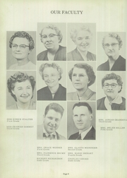 Page 10, 1956 Edition, Sycamore High School - Log Yearbook (Cincinnati, OH) online yearbook collection