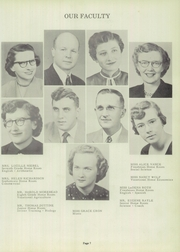 Page 11, 1956 Edition, Sycamore High School - Log Yearbook (Cincinnati, OH) online yearbook collection