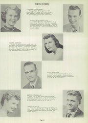 Page 17, 1956 Edition, Sycamore High School - Log Yearbook (Cincinnati, OH) online yearbook collection
