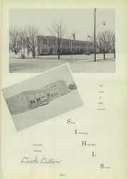Page 5, 1956 Edition, Sycamore High School - Log Yearbook (Cincinnati, OH) online yearbook collection
