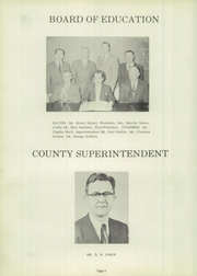 Page 8, 1956 Edition, Sycamore High School - Log Yearbook (Cincinnati, OH) online yearbook collection