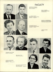 Page 10, 1957 Edition, Sycamore High School - Log Yearbook (Cincinnati, OH) online yearbook collection