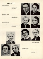Page 11, 1957 Edition, Sycamore High School - Log Yearbook (Cincinnati, OH) online yearbook collection