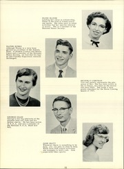 Page 14, 1957 Edition, Sycamore High School - Log Yearbook (Cincinnati, OH) online yearbook collection
