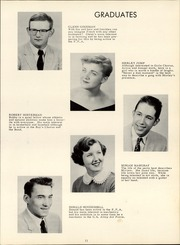 Page 15, 1957 Edition, Sycamore High School - Log Yearbook (Cincinnati, OH) online yearbook collection