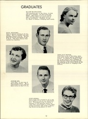 Page 16, 1957 Edition, Sycamore High School - Log Yearbook (Cincinnati, OH) online yearbook collection