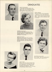 Page 17, 1957 Edition, Sycamore High School - Log Yearbook (Cincinnati, OH) online yearbook collection