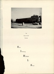 Page 5, 1957 Edition, Sycamore High School - Log Yearbook (Cincinnati, OH) online yearbook collection