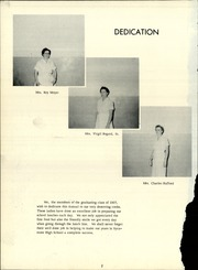 Page 6, 1957 Edition, Sycamore High School - Log Yearbook (Cincinnati, OH) online yearbook collection