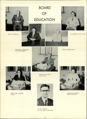 Page 8, 1957 Edition, Sycamore High School - Log Yearbook (Cincinnati, OH) online yearbook collection