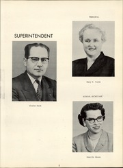 Page 9, 1957 Edition, Sycamore High School - Log Yearbook (Cincinnati, OH) online yearbook collection