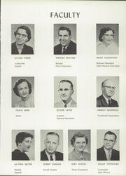 Page 11, 1958 Edition, Sycamore High School - Log Yearbook (Cincinnati, OH) online yearbook collection
