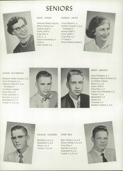 Page 14, 1958 Edition, Sycamore High School - Log Yearbook (Cincinnati, OH) online yearbook collection