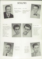 Page 15, 1958 Edition, Sycamore High School - Log Yearbook (Cincinnati, OH) online yearbook collection
