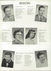 Page 16, 1958 Edition, Sycamore High School - Log Yearbook (Cincinnati, OH) online yearbook collection
