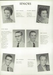 Page 18, 1958 Edition, Sycamore High School - Log Yearbook (Cincinnati, OH) online yearbook collection