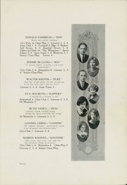 Page 11, 1925 Edition, Wadsworth High School - Whisperer Yearbook (Wadsworth, OH) online yearbook collection