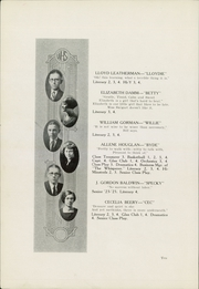 Page 14, 1925 Edition, Wadsworth High School - Whisperer Yearbook (Wadsworth, OH) online yearbook collection