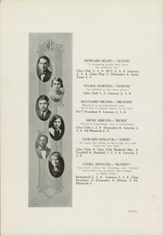 Page 16, 1925 Edition, Wadsworth High School - Whisperer Yearbook (Wadsworth, OH) online yearbook collection