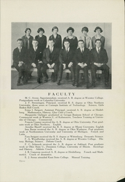 Page 7, 1925 Edition, Wadsworth High School - Whisperer Yearbook (Wadsworth, OH) online yearbook collection