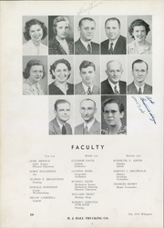 Page 14, 1943 Edition, Wadsworth High School - Whisperer Yearbook (Wadsworth, OH) online yearbook collection
