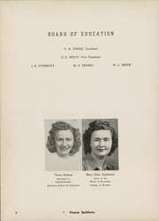 Page 12, 1947 Edition, Wadsworth High School - Whisperer Yearbook (Wadsworth, OH) online yearbook collection