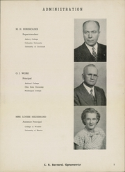 Page 13, 1947 Edition, Wadsworth High School - Whisperer Yearbook (Wadsworth, OH) online yearbook collection