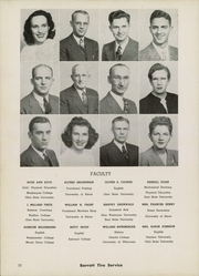 Page 14, 1947 Edition, Wadsworth High School - Whisperer Yearbook (Wadsworth, OH) online yearbook collection
