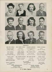 Page 15, 1947 Edition, Wadsworth High School - Whisperer Yearbook (Wadsworth, OH) online yearbook collection
