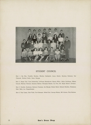 Page 16, 1947 Edition, Wadsworth High School - Whisperer Yearbook (Wadsworth, OH) online yearbook collection