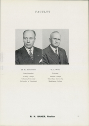 Page 13, 1948 Edition, Wadsworth High School - Whisperer Yearbook (Wadsworth, OH) online yearbook collection