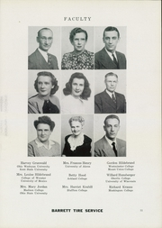 Page 15, 1948 Edition, Wadsworth High School - Whisperer Yearbook (Wadsworth, OH) online yearbook collection