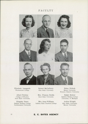 Page 16, 1948 Edition, Wadsworth High School - Whisperer Yearbook (Wadsworth, OH) online yearbook collection
