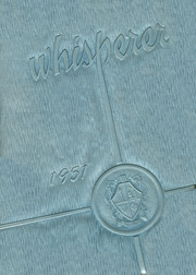 1951 Edition, Wadsworth High School - Whisperer Yearbook (Wadsworth, OH)