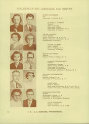Page 14, 1953 Edition, Wadsworth High School - Whisperer Yearbook (Wadsworth, OH) online yearbook collection