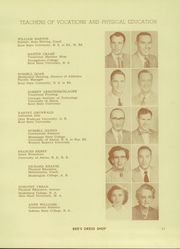 Page 15, 1953 Edition, Wadsworth High School - Whisperer Yearbook (Wadsworth, OH) online yearbook collection